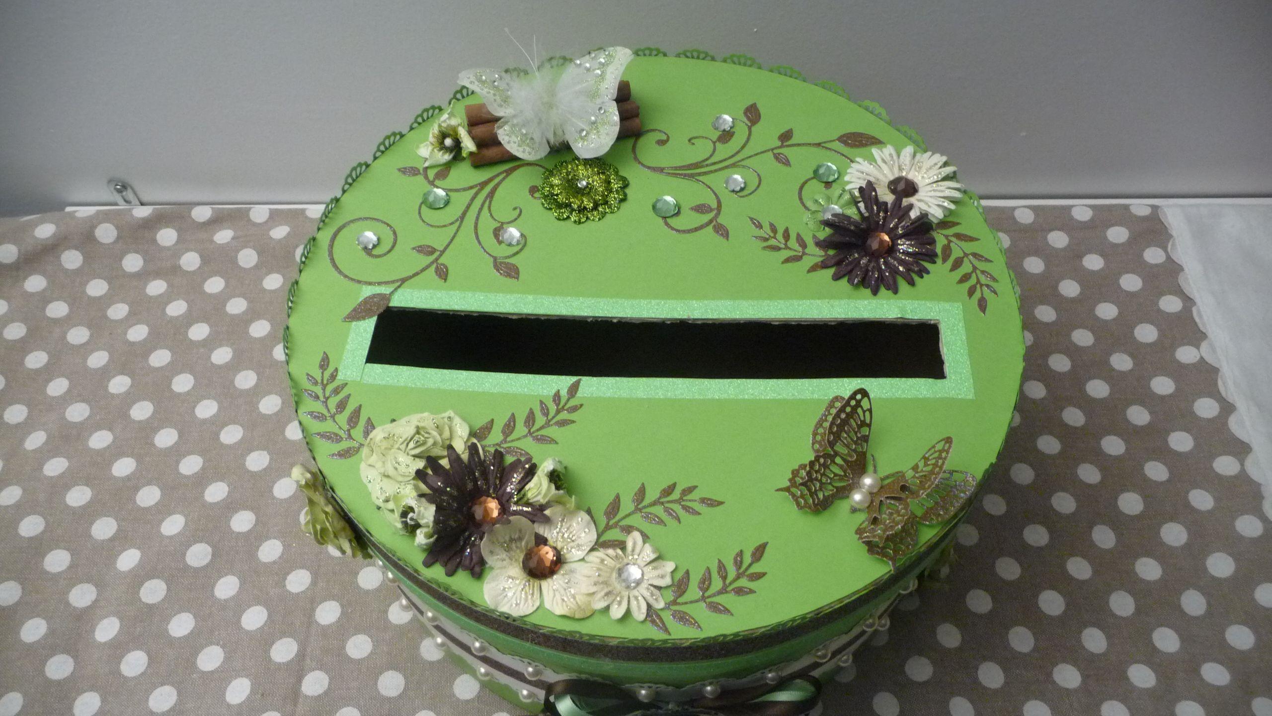 Decoration Urne Anniversaire Ans  Urne anniversaire de mariage